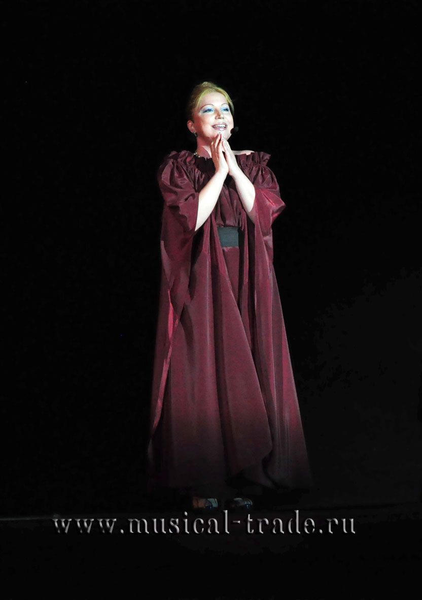 Мюзикл Ромео и Джульетта - Кормилица