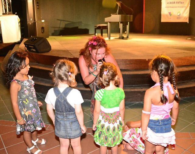 Сицилия - Фестиваль песни - Итальянские дети и я